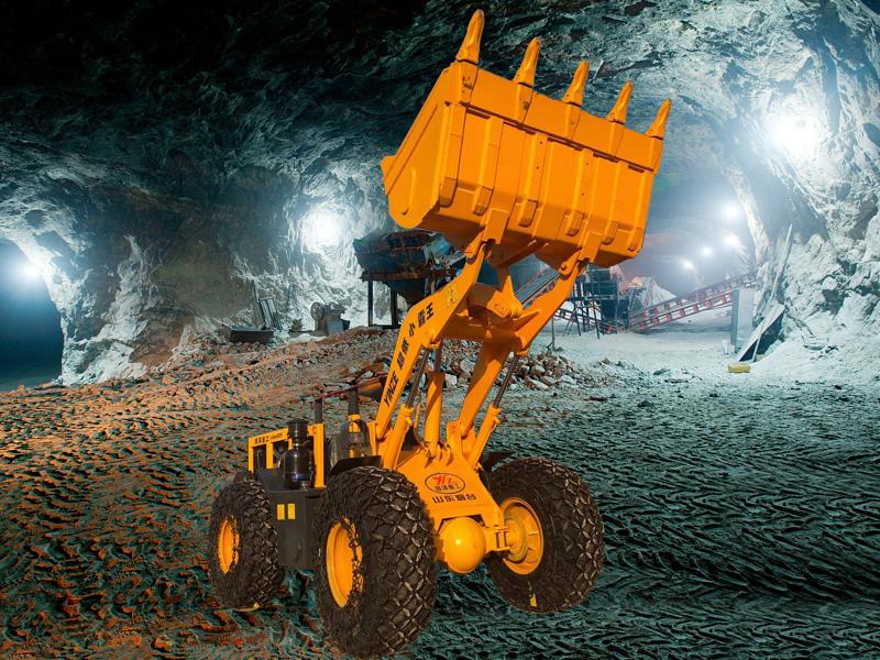 矿用装载机类:928型